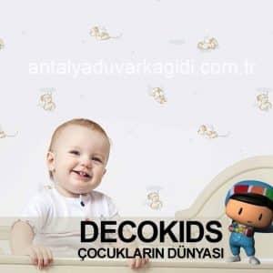 Deco Kids duvar kağıdı